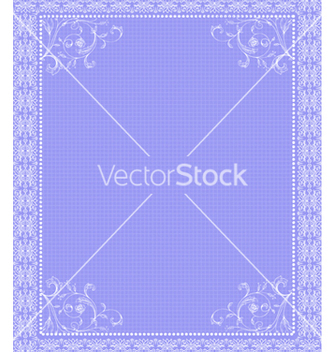 Free vintage invitation vector - бесплатный vector #242865