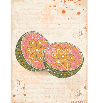 Free vintage background vector - vector #243075 gratis