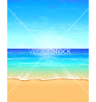 Free seascape vector - бесплатный vector #243495