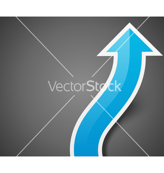 Free graph arrow move up background eps vector - Free vector #243825