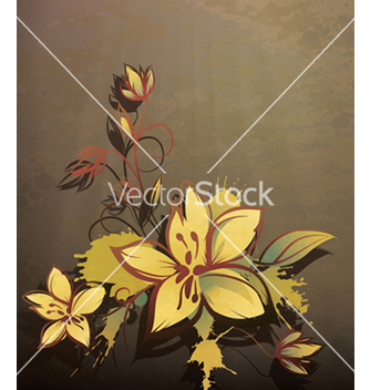 Free vintage background vector - Kostenloses vector #243985