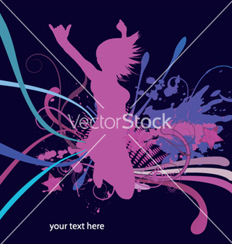 Free abstract background vector - Free vector #244295