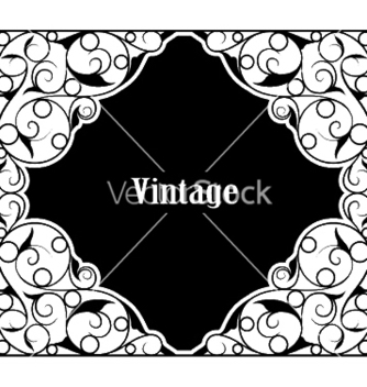Free wrought iron sign vector - бесплатный vector #245505
