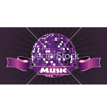 Free music emblem vector - Free vector #246945