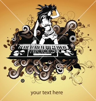 Free music vector - Free vector #248435
