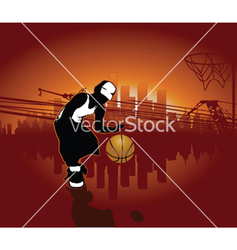 Free urban background with boy vector - vector gratuit #248495