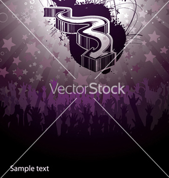 Free concert poster vector - Free vector #249625