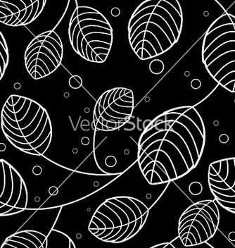 Free abstract seamless floral background vector - Kostenloses vector #249905