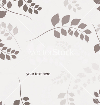 Free abstract floral background vector - vector gratuit #251055