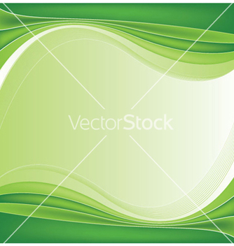 Free green abstract background vector - vector #251165 gratis