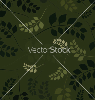 Free abstract seamless floral background vector - Kostenloses vector #252495