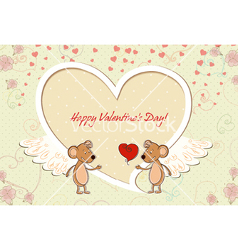 Free valentines day background vector - Kostenloses vector #254165
