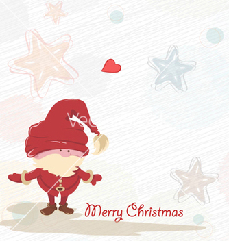Free winter background vector - vector #254515 gratis