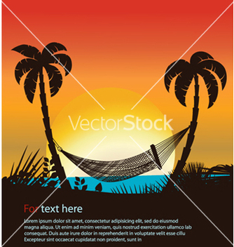 Free summer background vector - Free vector #254795