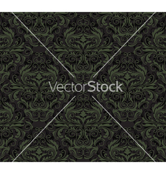Free damask seamless pattern vector - Kostenloses vector #255075