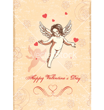 Free valentines day background vector - Kostenloses vector #255125