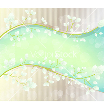 Free spring floral background vector - Kostenloses vector #255315