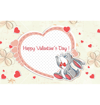 Free valentines day background vector - Kostenloses vector #255435