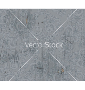 Free grunge baroque wallpaper vector - Free vector #255885