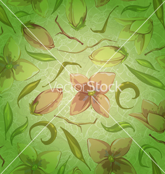 Free colorful floral pattern vector - vector #256705 gratis