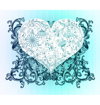 Free valentine background vector - Kostenloses vector #256745