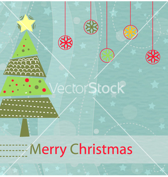Free christmas background vector - бесплатный vector #256795