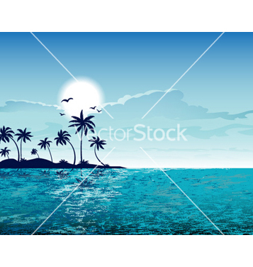 Free summer background vector - Free vector #257025