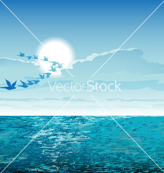 Free summer background vector - Free vector #257185