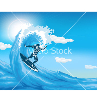 Free summer background vector - Free vector #257905