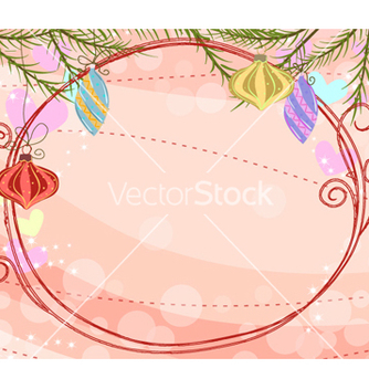 Free winter frame vector - Free vector #257995