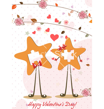 Free valentines day background vector - Free vector #258105