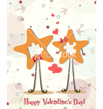 Free valentines day background vector - Free vector #258345