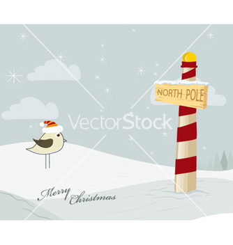 Free christmas greeting card vector - бесплатный vector #259585
