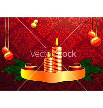 Free christmas background vector - Free vector #260335