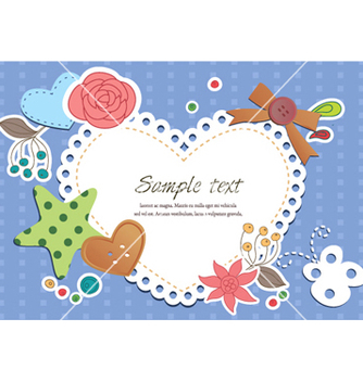 Free abstract frame vector - Free vector #261015