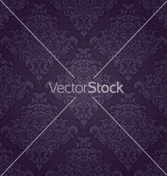 Free damask seamless pattern vector - бесплатный vector #261795