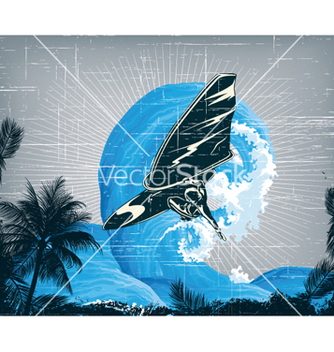 Free summer background vector - Free vector #261985