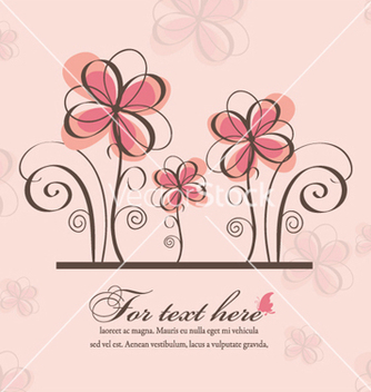 Free spring floral background vector - Kostenloses vector #262355