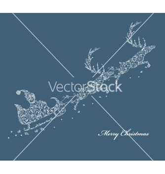 Free christmas background vector - бесплатный vector #262755