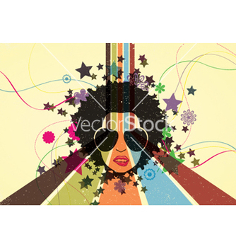 Free retro background vector - бесплатный vector #263085