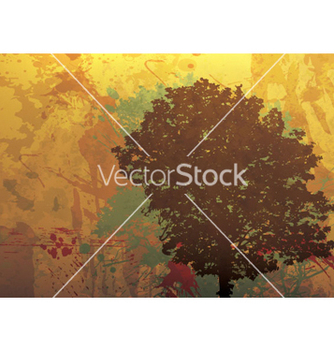 Free grunge autumn background vector - Free vector #263175