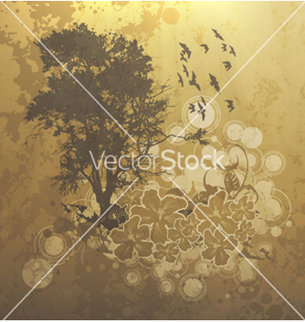 Free vintage background vector - Free vector #263795
