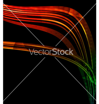 Free colorful abstract background vector - Kostenloses vector #266225