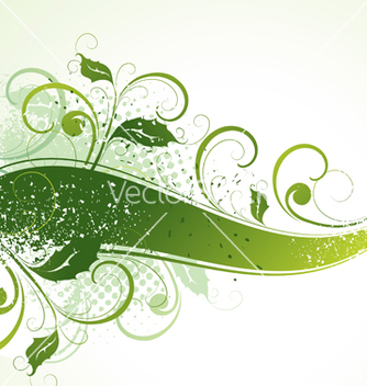 Free decorative background vector - бесплатный vector #266875