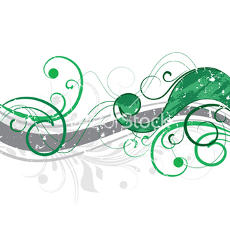 Free abstract waves vector - бесплатный vector #266925