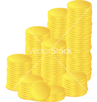 Free coins vector - Free vector #266995