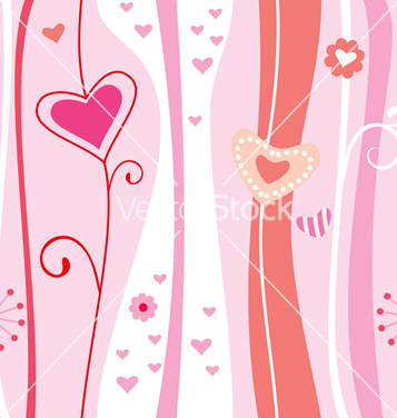 Free pink abstract romantic background vector - Kostenloses vector #267105