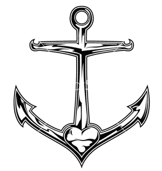 Free anchor vector - Free vector #267305