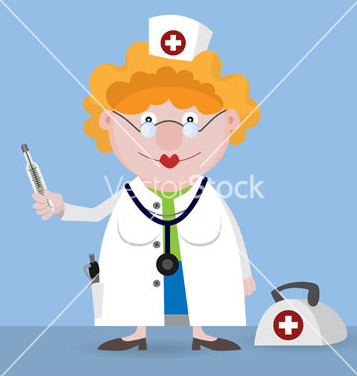 Free doctor vector - Free vector #267665