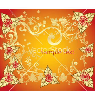 Free gold pattern vector - бесплатный vector #268205
